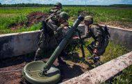 Минометчики ЮВО проводят учения в Дагестане