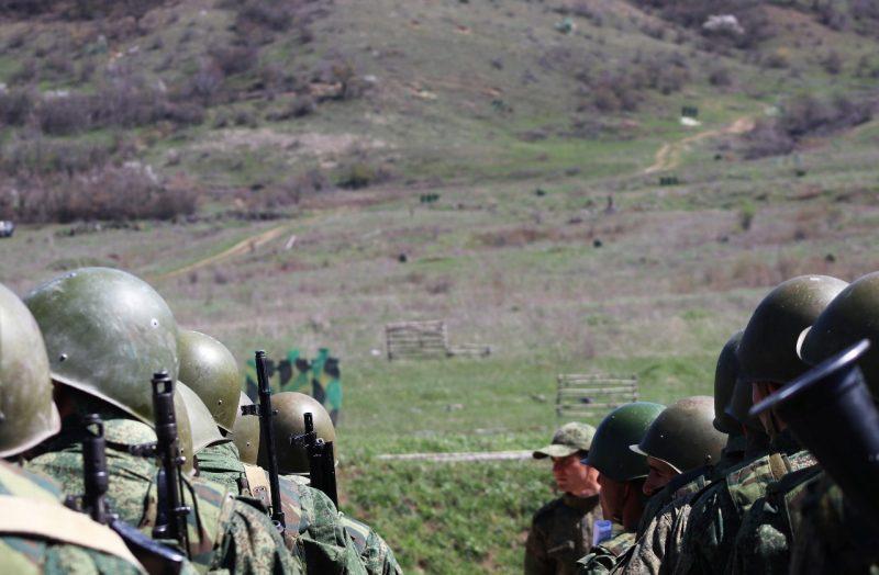 В Дагестане начались артиллерийские учения
