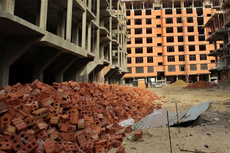 В Дагестане резко снизились темпы жилищного строительства