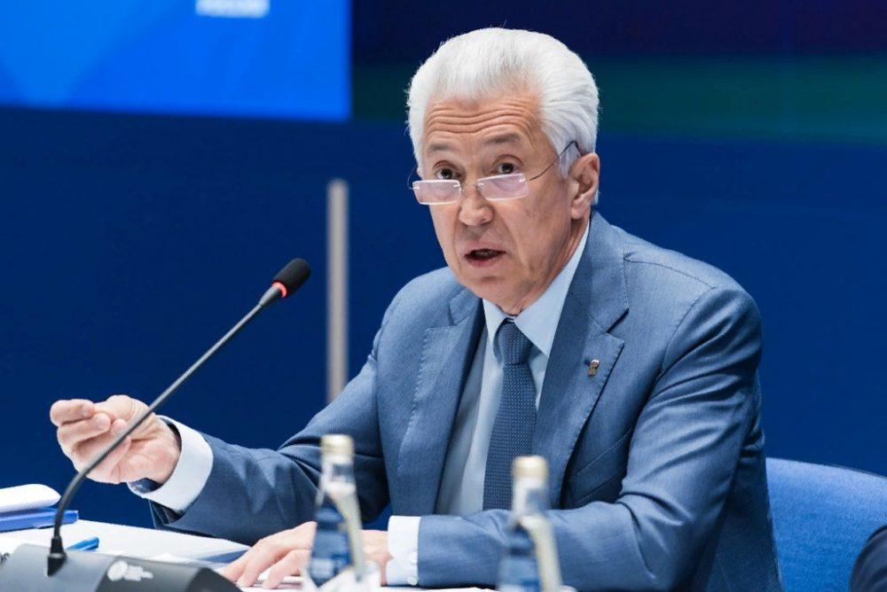 Владимир Васильев: Дагестан задолжал 600 млн рублей другим регионам за медуслуги
