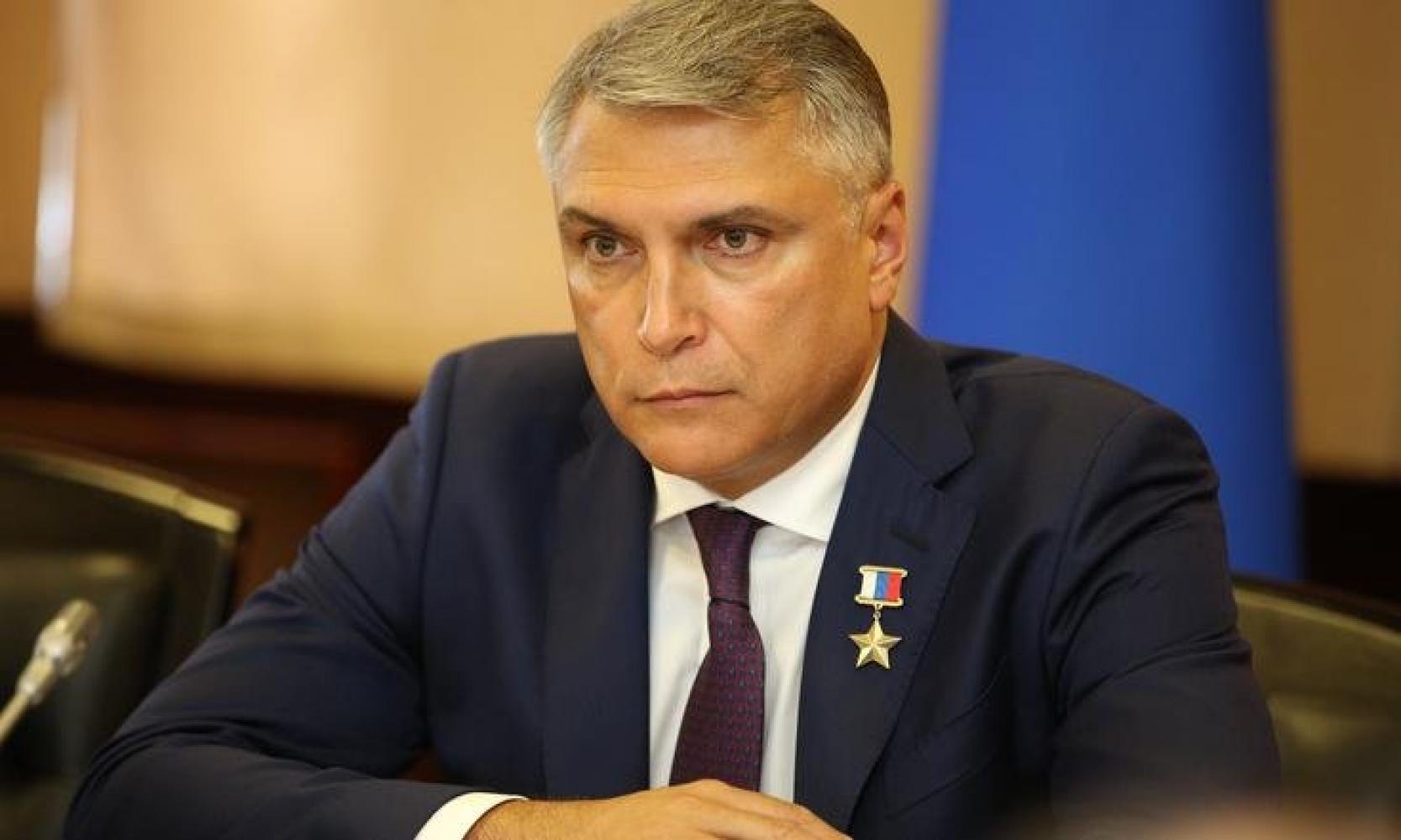 В Дагестан с рабочим визитом приехал полпред президента РФ в СКФО Александр Матовников