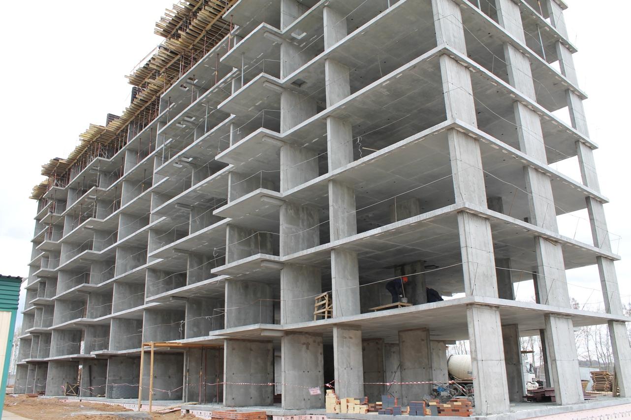 Суд постановил снести каркас пятиэтажного дома в Махачкале