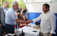Владимир Васильев посетил молодежный форум «Кавказ: наследие»