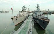 База в Каспийске будет готова к приему кораблей до конца года