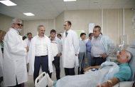 Центр амбулаторного диализа открыт в Дербенте