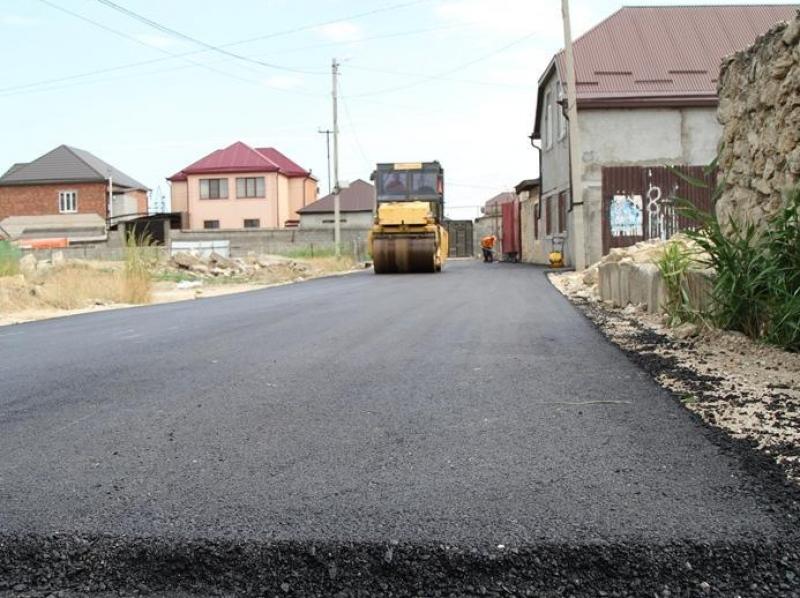 До конца года в Махачкале отремонтируют 99 улиц