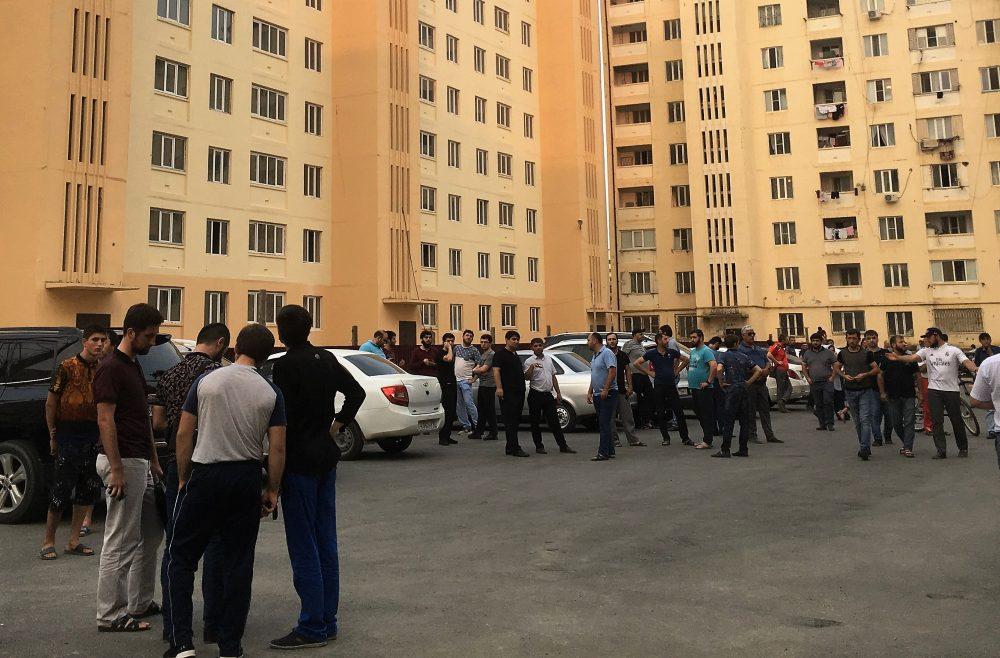 Пропавшая в Каспийске девочка могла быть похищена
