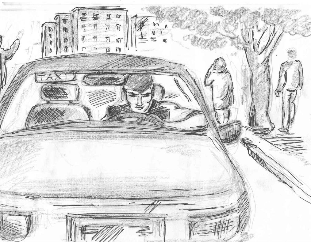 «Таксичное» производство. Махачкалинский таксист о странных клиентах и жадных коллегах
