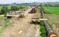 Реконструкция КОР ведется на участке около поселка Новый Тюбе