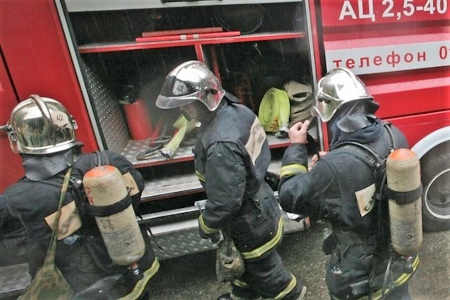 Трехлетний ребенок погиб при пожаре в Левашинском районе