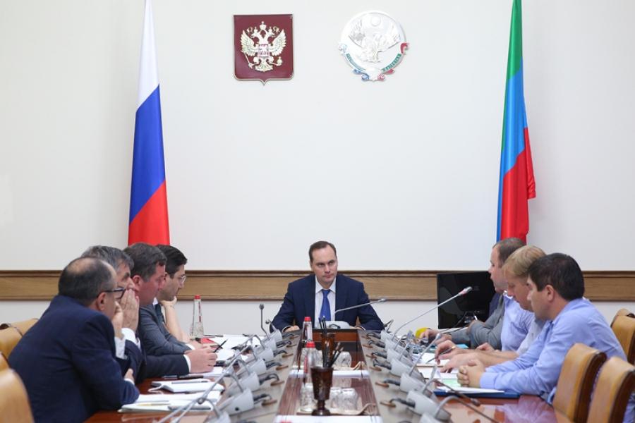 Правительство Дагестана намерено расширить территорию аэропорта Махачкалы