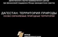 Фильм «Дагестан: территория природы» снят на президентский грант