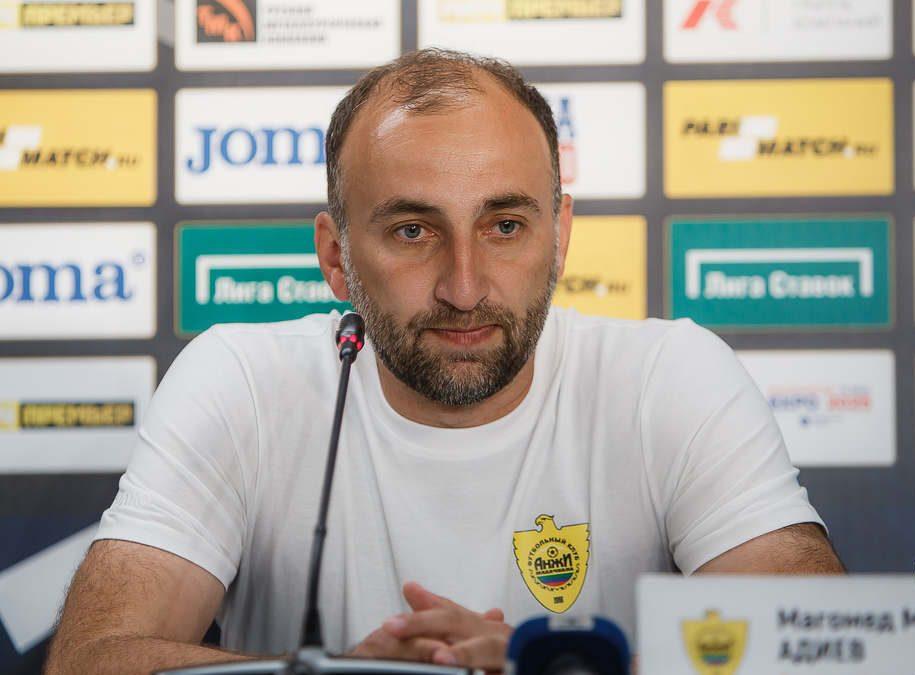 Магомед Адиев: Трудности меня никогда не пугали