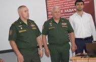 Герой России встретился с юнармейцами Дагестана