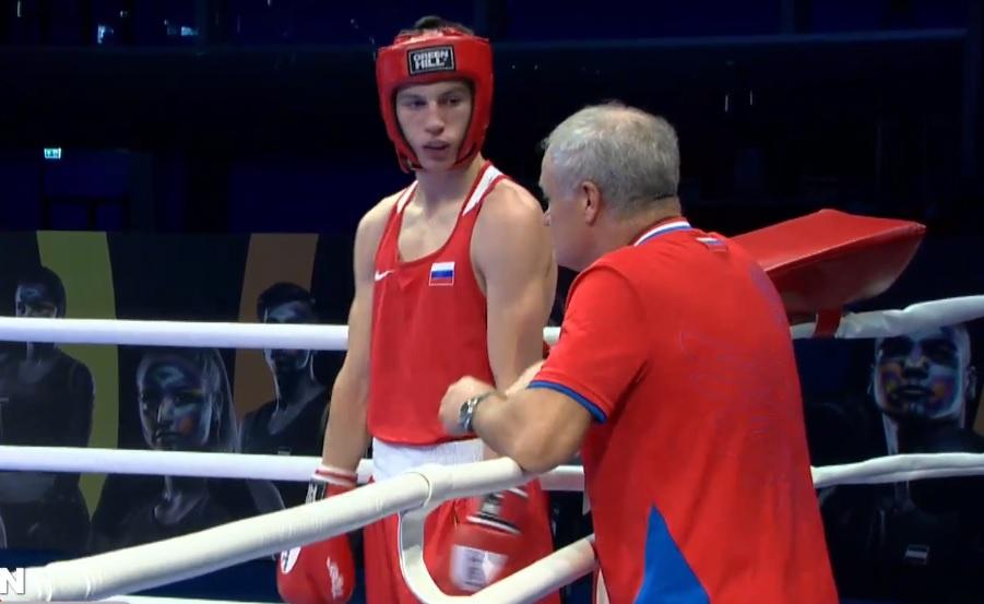 Дагестанский боксер Джамбулат Бижамов вышел в финал первенства мира