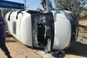 Восемнадцать человек пострадали в ДТП на юге Дагестана