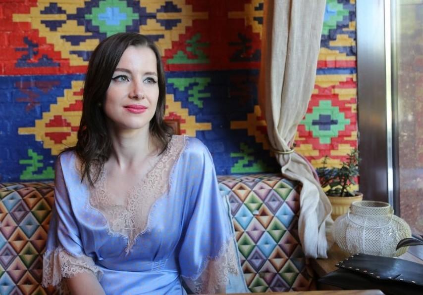Ольга Брейнингер: Из Махачкалы увезу саблю и дружбу