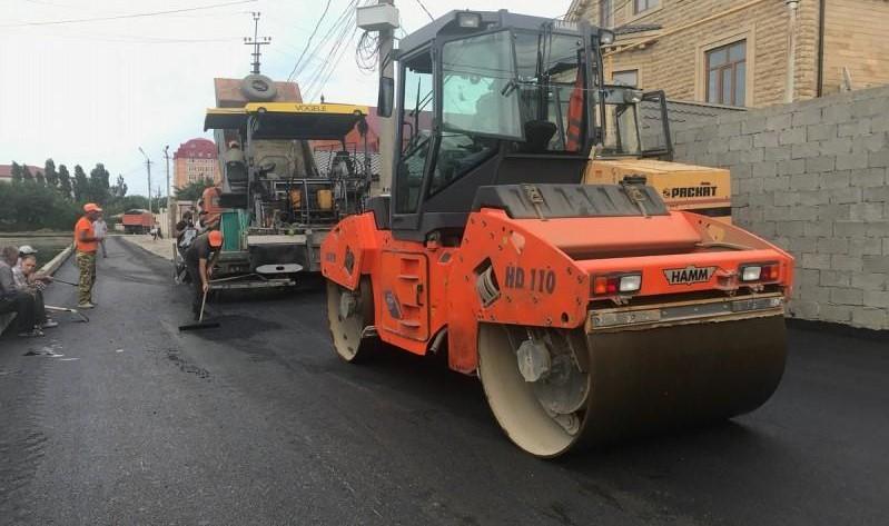 В Кировском районе Махачкалы отремонтировано 20 улиц