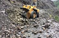 Дожди размыли дороги в шести районах Дагестана. В Ахты введен режим ЧС