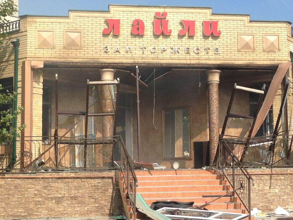 Дело по взрыву в банкетном зале «Лайли» передано в суд