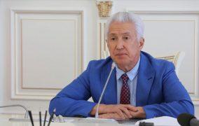 Владимир Васильев провел ротацию советников и помощников