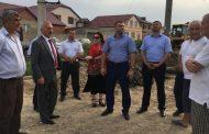 Дорога к новой школе в микрорайоне Эльтав будет отремонтирована по программе БКД