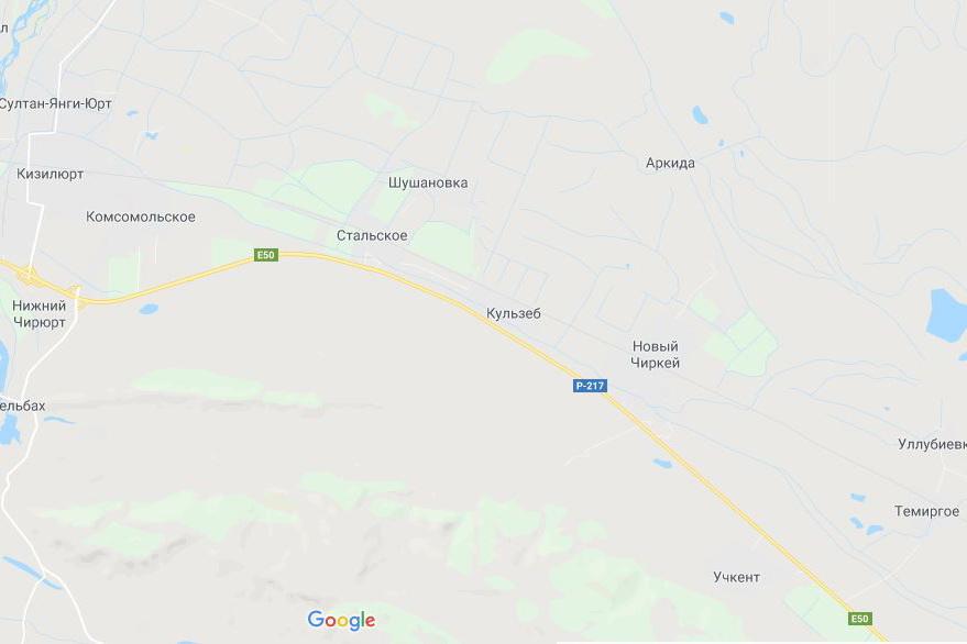 В Кизилюртовском районе поезд сбил семилетнего мальчика