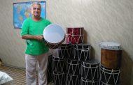 50 лет в ритме. Барабаны Дамиргаи Мамедова звучат по всему миру