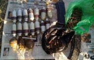 Схрон с гранатами найден на заброшенной птицефабрике