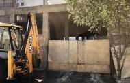 После обращения махачкалинцев приостановлено незаконное строительство