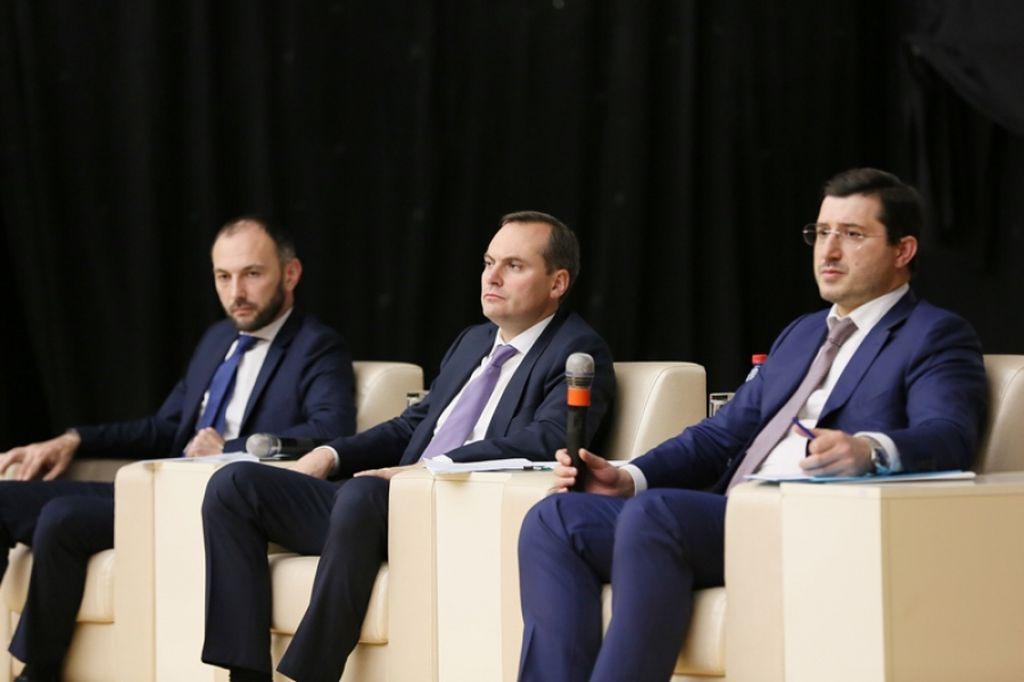 Артем Здунов встретился с дагестанскими бизнесменами