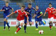 Агаларов забил в победном матче сборной на Мемориале Гранаткина