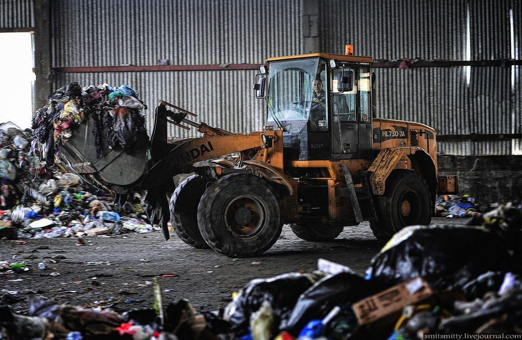 В Дагестане планируется построить семь мусоросортировочных заводов