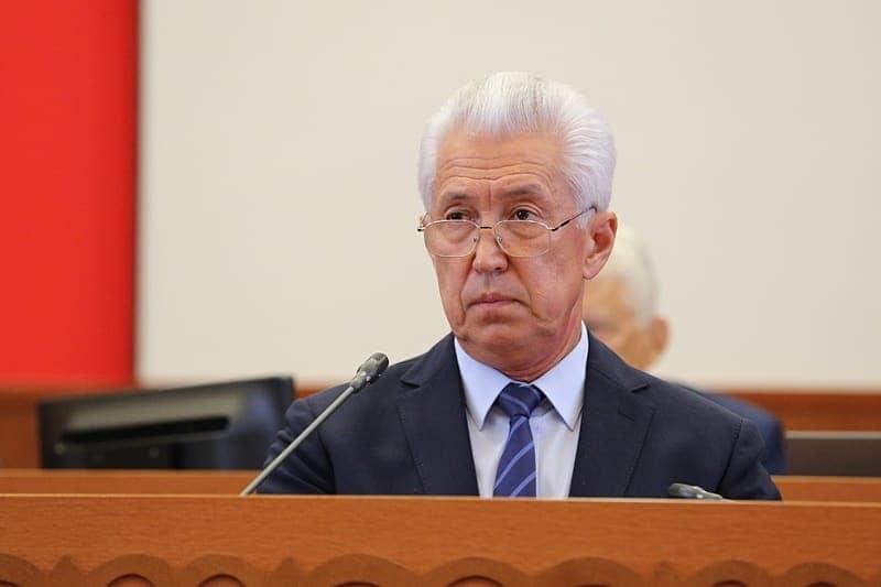 Глава Дагестана: «Премьер-министр Здунов на самоизоляции. Он был за границей с семьей»