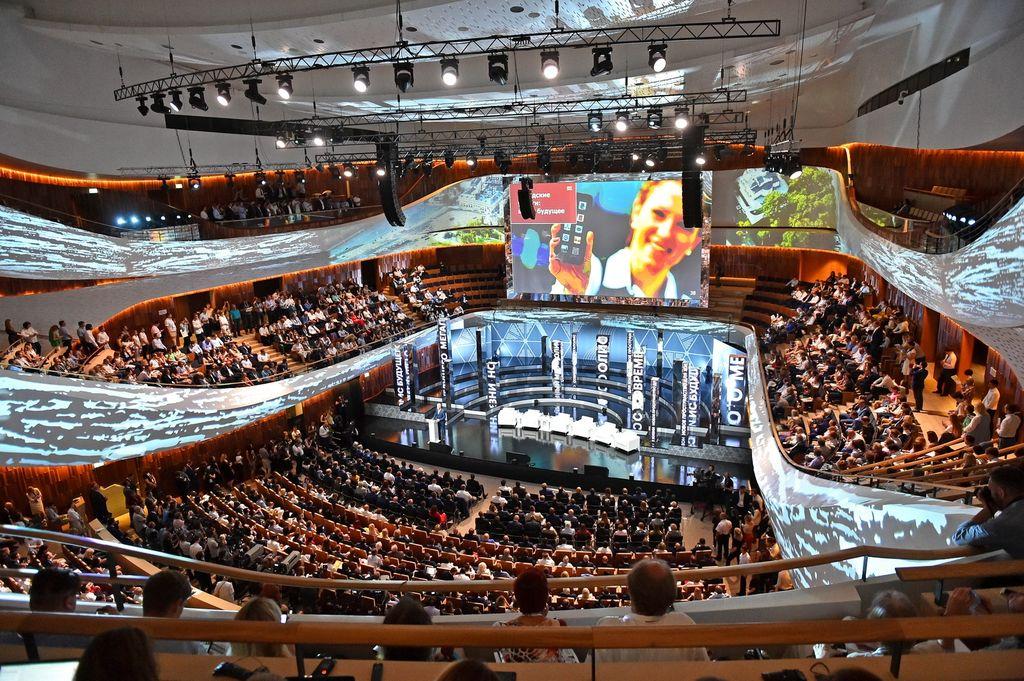 Заместитель постпреда РД в Москве принял участие в открытии концертного зала «Зарядье»