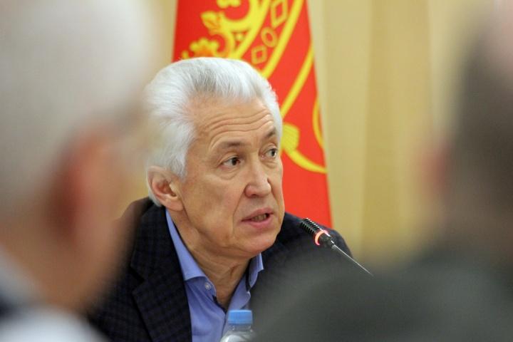 Васильев продолжит борьбу с коррупцией в Дагестане
