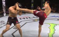 UFC признала выступление Анкалаева одним из лучших на турнире