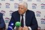 Шихсаидов покинул пост секретаря регионального отделения «Единой России»