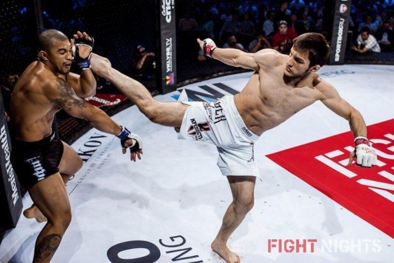 Халид Муртазалиев дебютирует в UFC на турнире в России