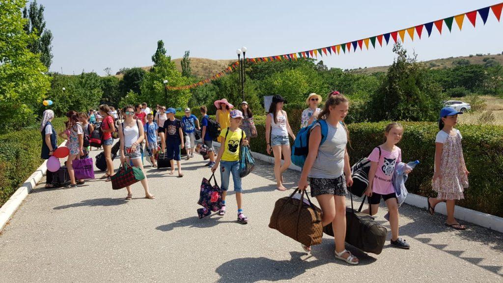 В этом году более 16 тыс. дагестанских детей отдохнули в лагерях