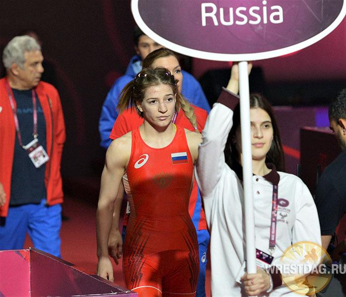 Милана Дадашева выиграла Гран-при Медведя