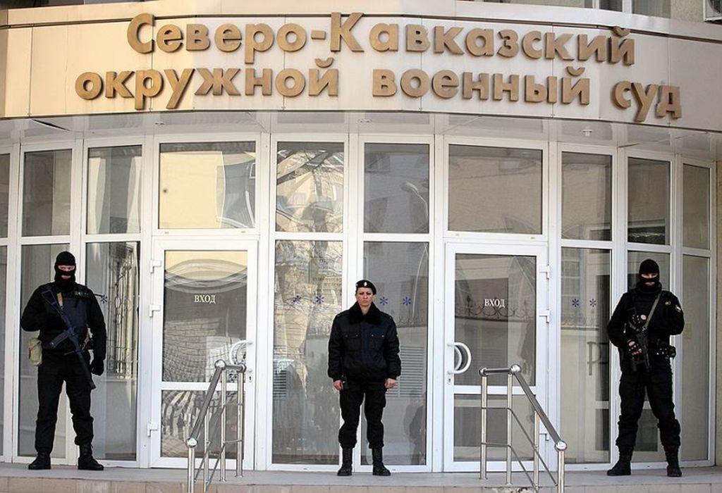 Житель Дагестана приговорен к 24 годам строгого режима за нападения на полицейских