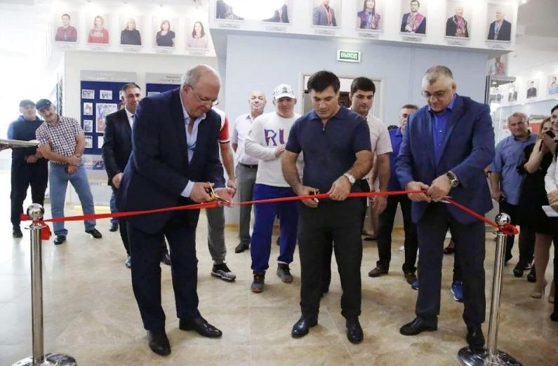 В Махачкале открыт Музей спортивной славы