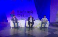 Анатолий Карибов посетил форумы «Каспий-2018» и «РИФ.Кавказ»