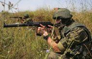 Мотострелки на учениях в Дагестане пресекли вторжение