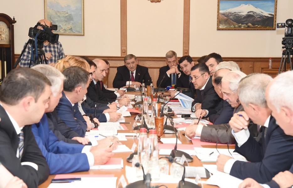 В Дагестане обсудили законопроект об изменении налога на имущество физлиц