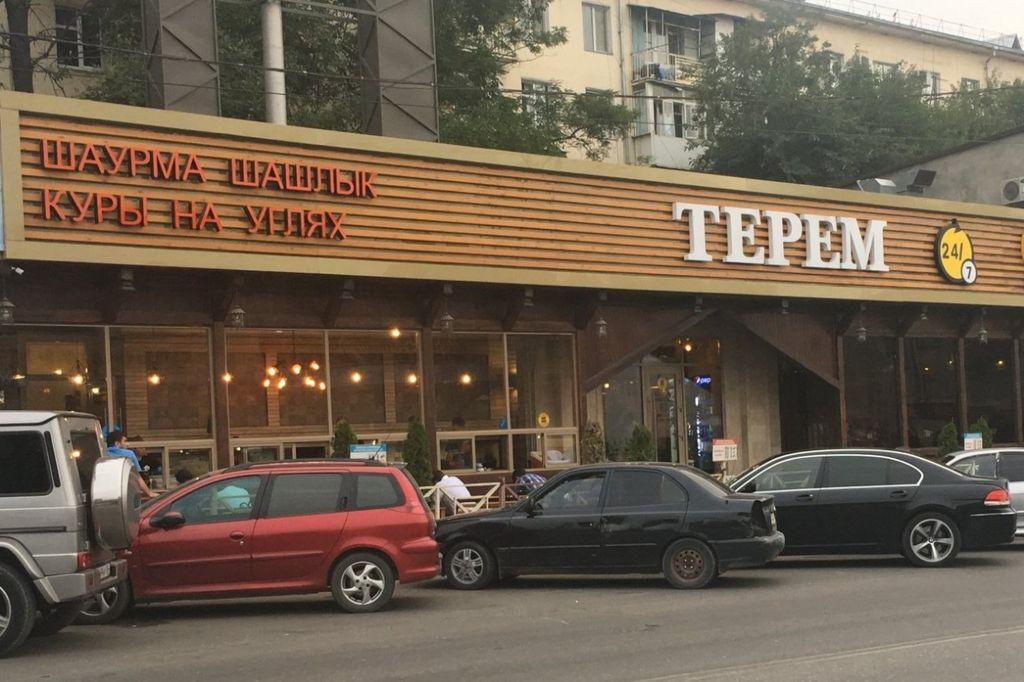 Суд закрыл второе кафе «Терем»