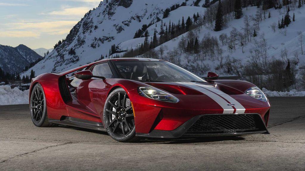 Производство Ford GT расширилось до 1350 автомобилей до 2022 года