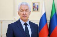 Владимир Васильев в прямом эфире ответит на вопросы о бюджете Дагестана