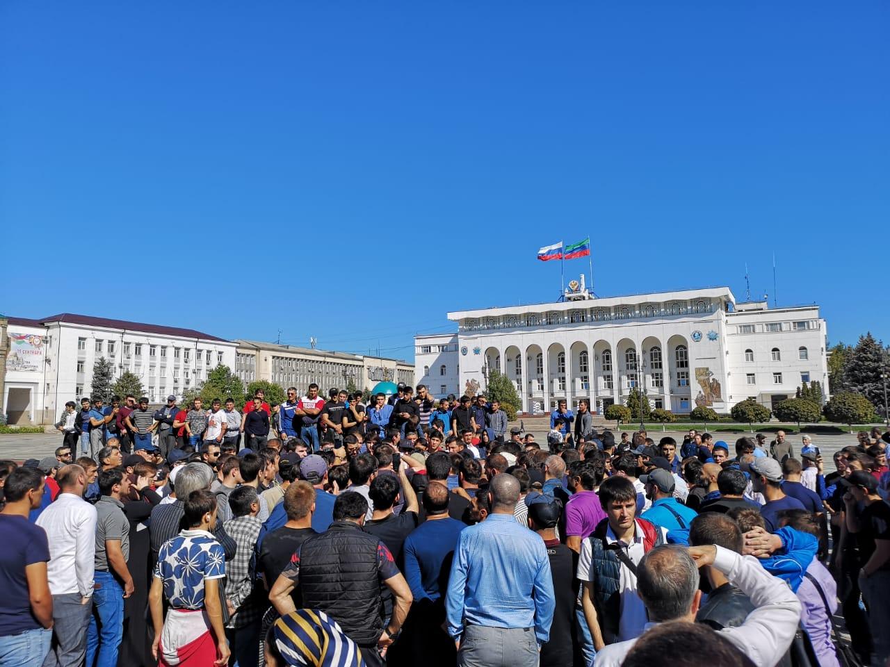 Минюст и мэрия не дали добро на проведение митинга в поддержку семьи Гасангусеновых